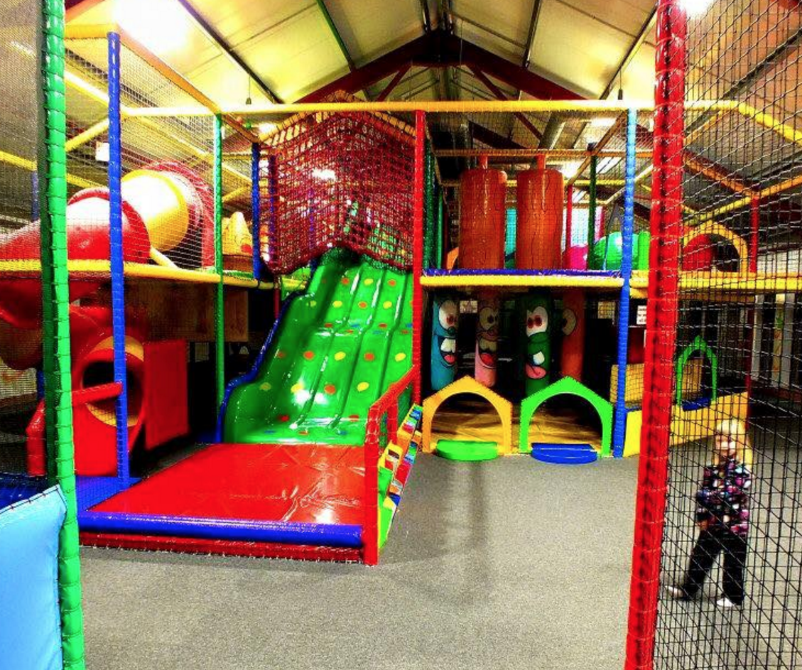 Kidz Kingdom Downings Things To Do In Donegal Ireland