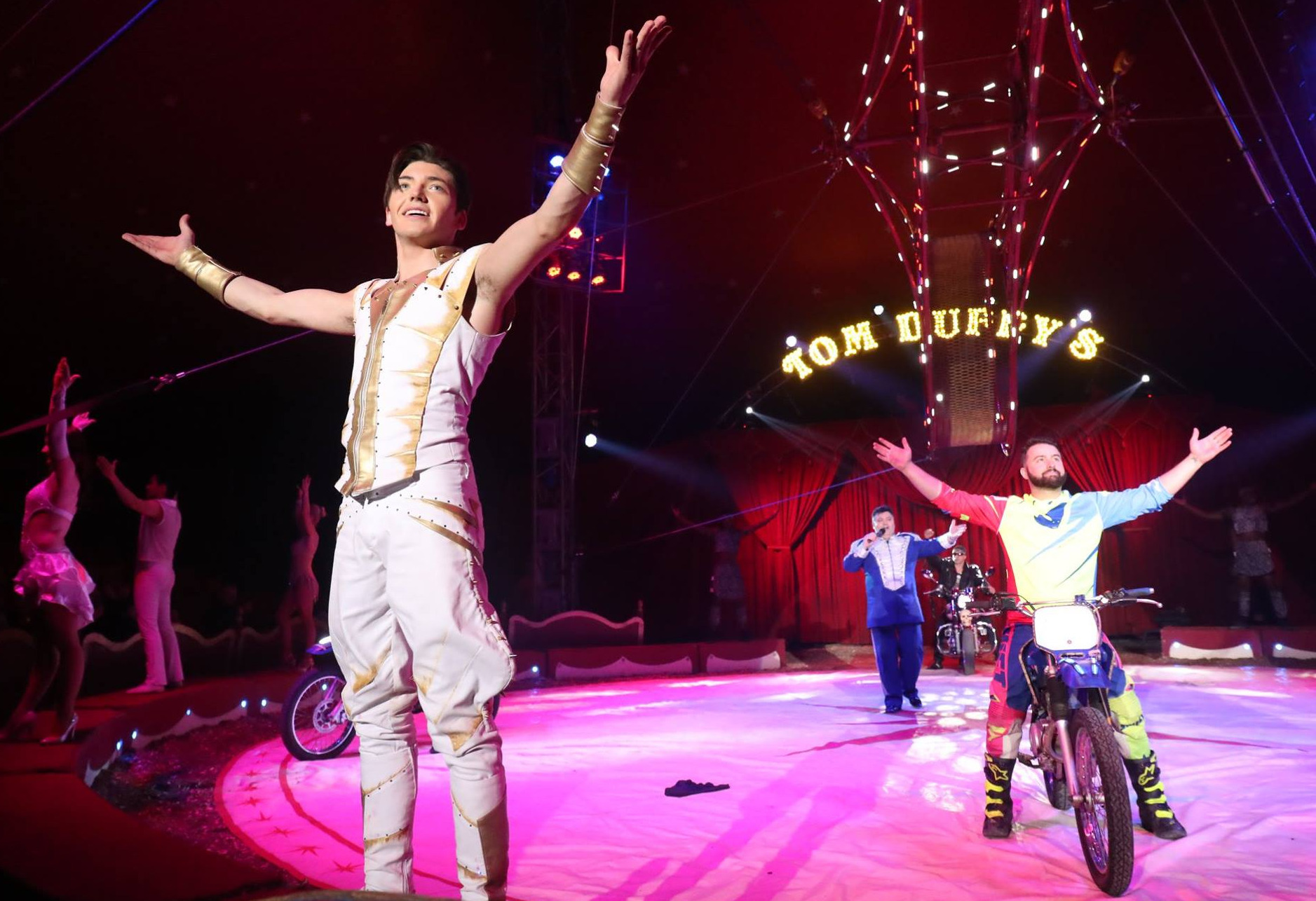 Tom Duffy's Circus - YourDaysOut