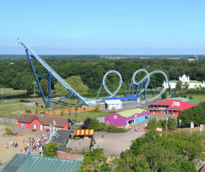 Things to do in England Lowestoft, United Kingdom - Pleasurewood Hills - YourDaysOut