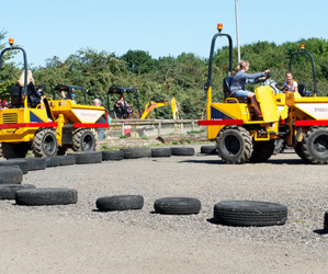 Things to do in England Cullompton, United Kingdom - Diggerland, Devon - YourDaysOut