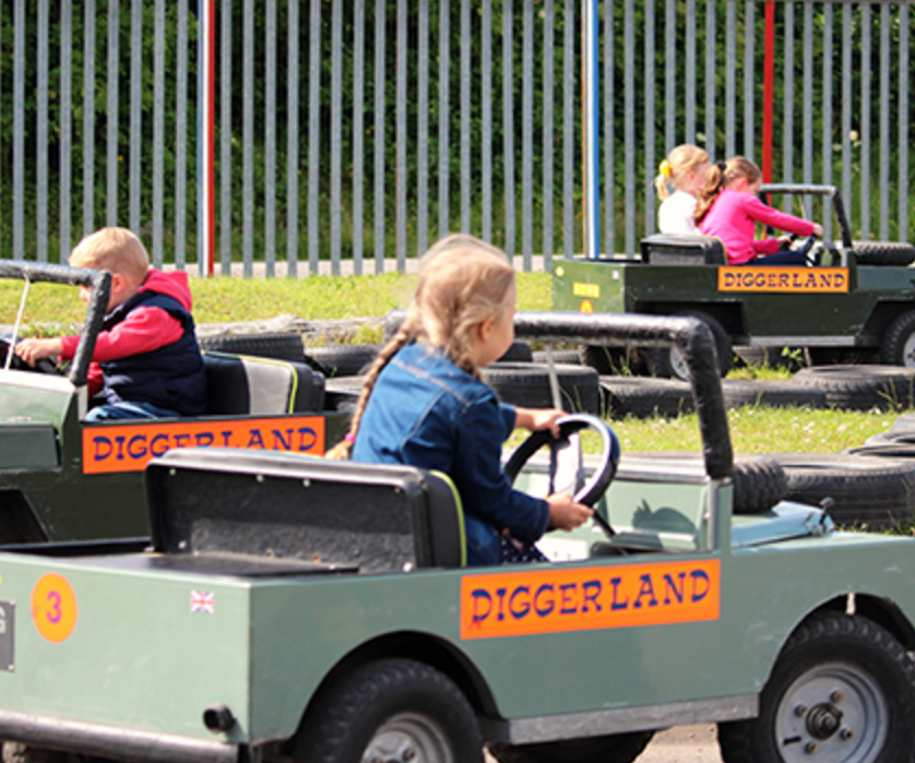 Things to do in England Durham, United Kingdom - Diggerland, Durham - YourDaysOut