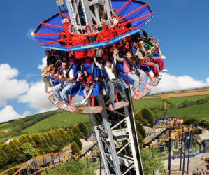 Things to do in England Helston, United Kingdom - Flambards Theme Park - YourDaysOut