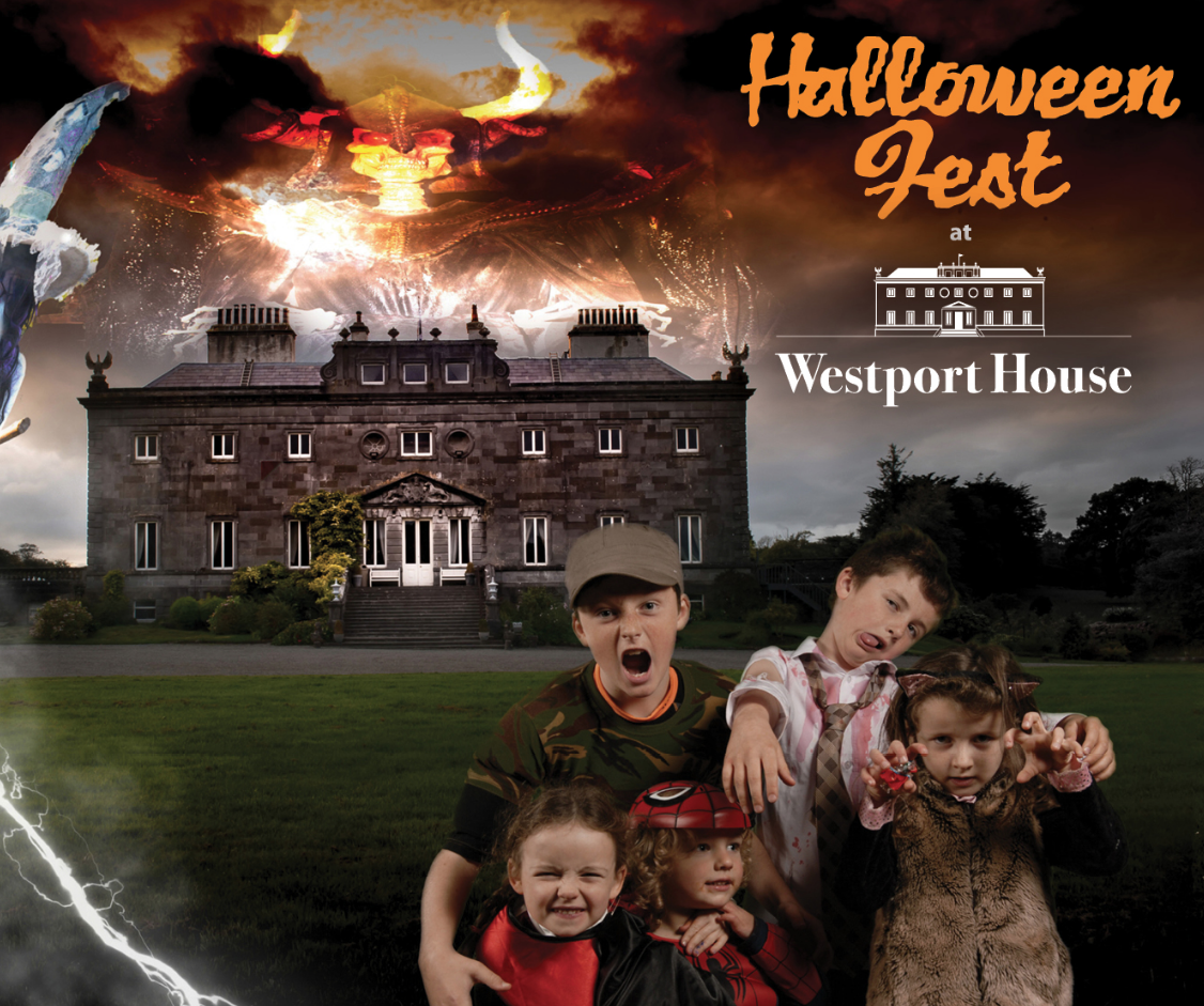 Things to do in County Mayo Westport, Ireland - Halloween Fest at Westport House - HalloweenFest at Westport House - YourDaysOut - Photo 1