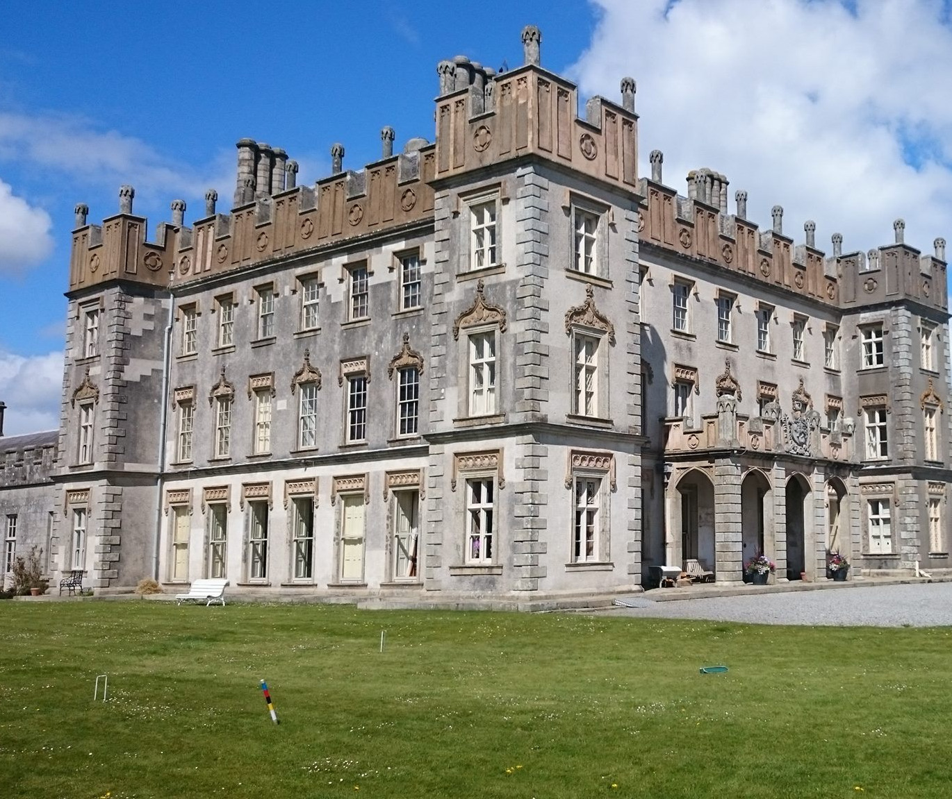 Things to do in County Carlow, Ireland - Borris House - YourDaysOut