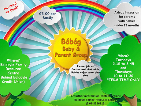 Bábóg - Parent/Baby Support Group - YourDaysOut