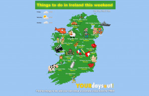 Anyone can add a listing to YourDaysOut  | Select Promote Event - YourDaysOut
