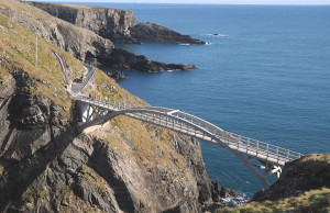 Things to do in County Cork, Ireland - Mizen Head Signal Station - YourDaysOut