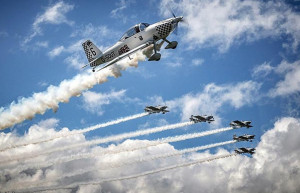 The Bray Air Display attracts 140,000 over the weekend. - YourDaysOut