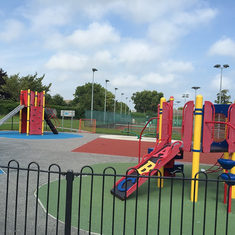 Things to do in County Dublin, Ireland - Springhill Park Playground - YourDaysOut