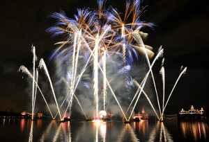 There are a few spectacular fireworks displays scheduled for the weekend. © Stock Photo - YourDaysOut