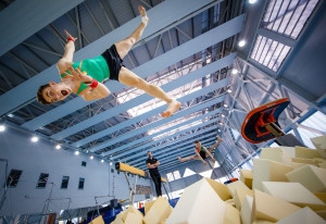 Try all the different sports on offer at the Sport Ireland National Sports Campus - YourDaysOut