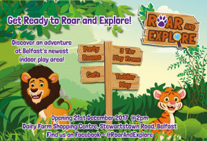 Things to do in Northern Ireland Belfast, United Kingdom - Roar and Explore Launch Event - YourDaysOut