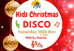 Things to do in County Sligo, Ireland - Waterpoint Christmas Disco - YourDaysOut