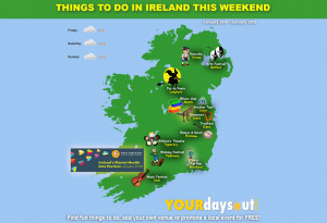 Things to do in ,  - Things to do in Ireland | Jan 26 - 27 - YourDaysOut