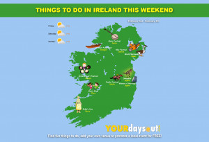 Things to do in ,  - Things to do in Ireland | Feb 2 - 4 - YourDaysOut
