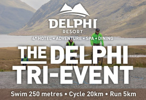Things to do in County Mayo, Ireland - THE DELPHI TRI-EVENT - YourDaysOut