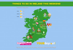 Things to do in ,  - Things to do in Ireland | Feb 23 - 25 - YourDaysOut