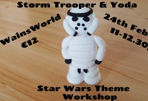 Things to do in County Donegal, Ireland - Jumping clay Storm Trooper - YourDaysOut