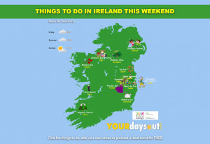 Things to do in ,  - Things to do in Ireland | Mar 9 - 11 - YourDaysOut