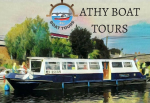 Things to do in County Kildare, Ireland - Athy Boat Tours - YourDaysOut