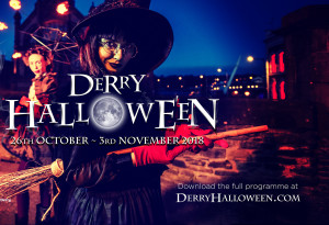 Things to do in Northern Ireland Londonderry, United Kingdom - Derry Halloween - YourDaysOut