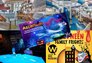 Things to do in ,  - Halloween discount coupons - YourDaysOut