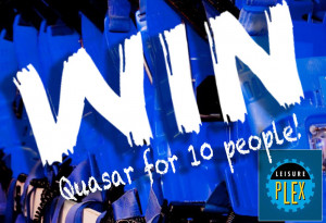 Things to do in ,  - Win a game of Quasar for 10 people! - YourDaysOut