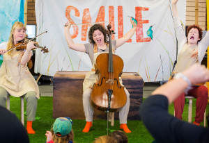 Things to do in County Dublin Dublin, Ireland - Early Years Music Show: Smile - YourDaysOut