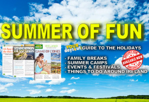 Check out our new 32 page ezine with all you need to plan the perfect summer holidays in Ireland - YourDaysOut