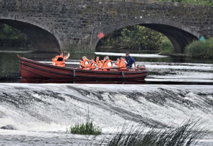 Things to do in County Carlow, Ireland - Spooky Boat Trips on The Barrow - YourDaysOut