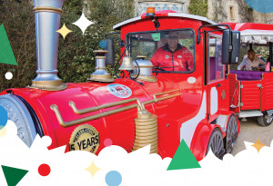 Things to do in County Limerick, Ireland - Toots the Christmas Train - YourDaysOut