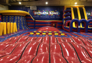 Things to do in County Dublin, Ireland - Inflata Zone - YourDaysOut