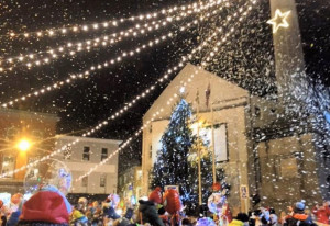Things to do in County Clare, Ireland - Ennis Christmas Village - YourDaysOut