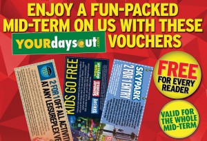 Things to do in ,  - Save money over mid-term with discount coupons - YourDaysOut