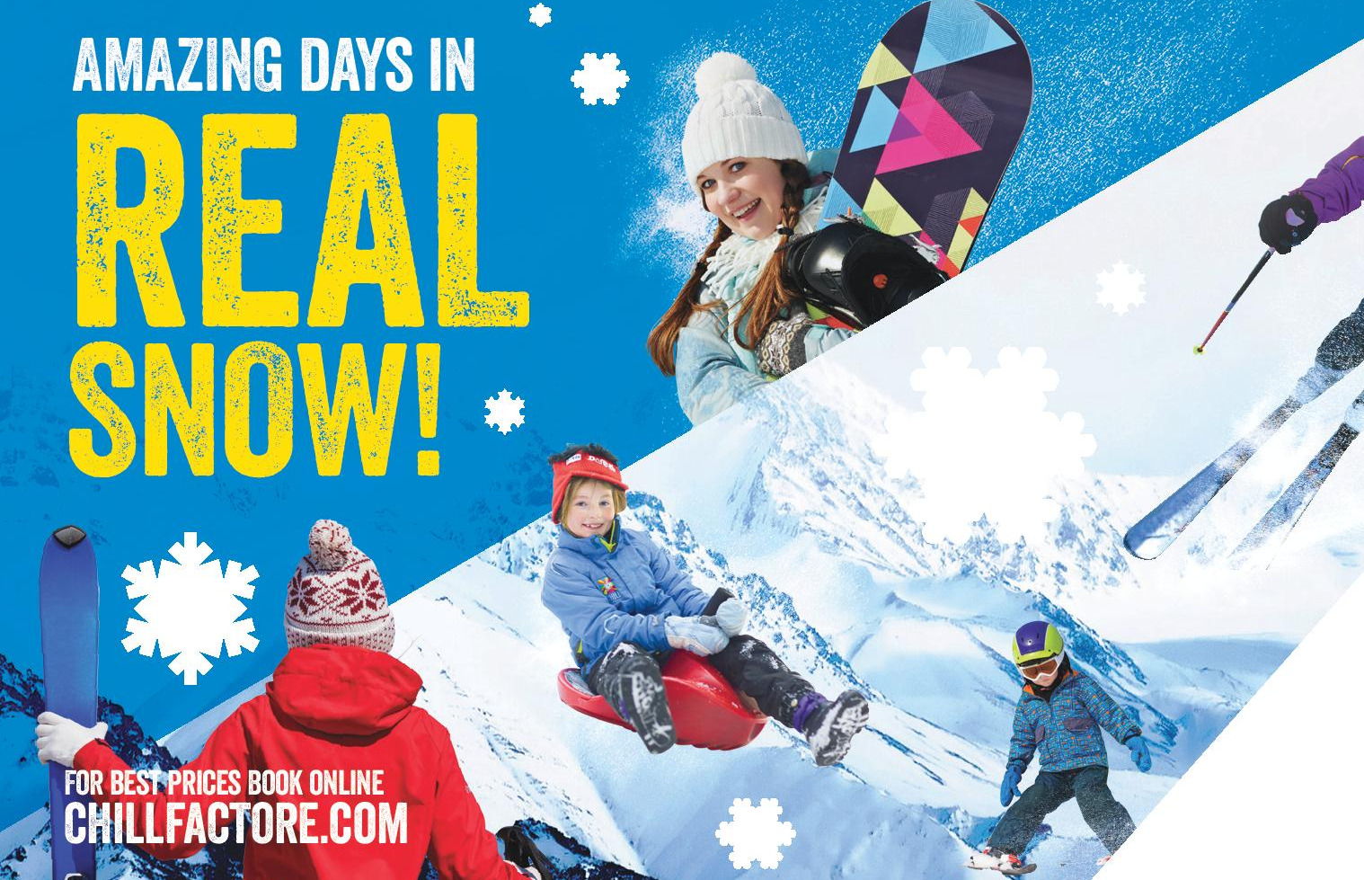 Chill Factore - YourDaysOut