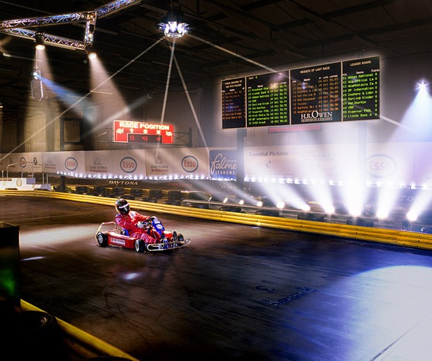Things to do in England Manchester, United Kingdom - Daytona Raceway, Manchester - YourDaysOut