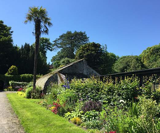 Things to do in County Wicklow, Ireland - Russborough House, Blessington - The RHSI 18th century walled garden  - YourDaysOut - Photo 2