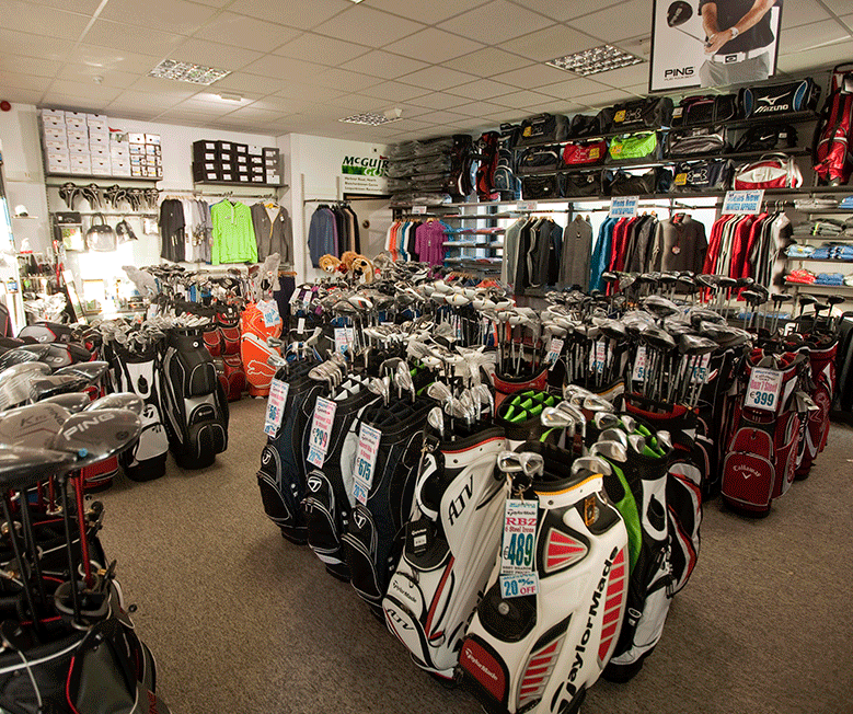 McGuirks Golf Shop