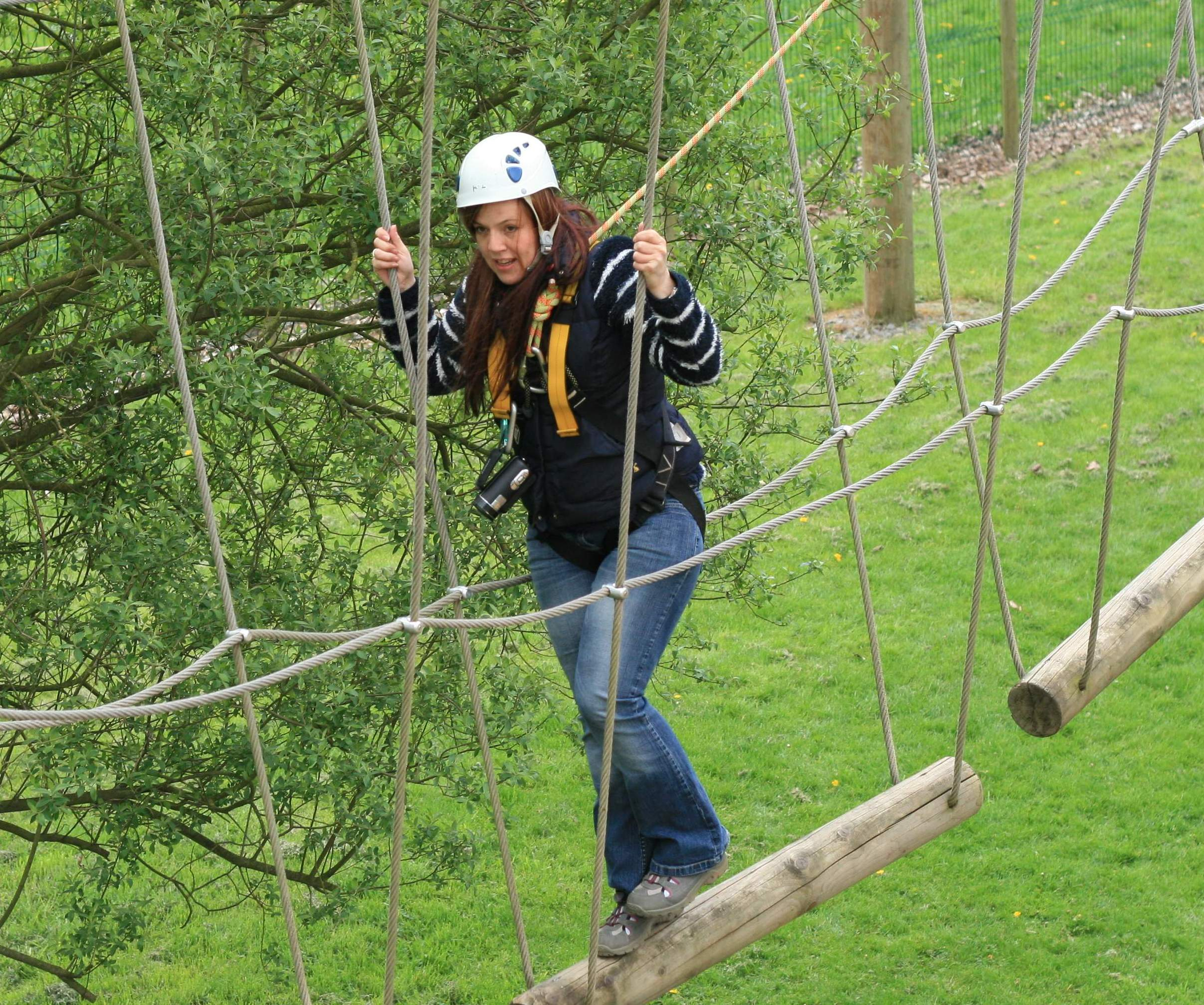 Things to do in England Milton, United Kingdom - Aerial Extreme Half Term Discount - YourDaysOut