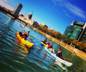 Things to do in County Dublin, Ireland - City Kayaking - YourDaysOut