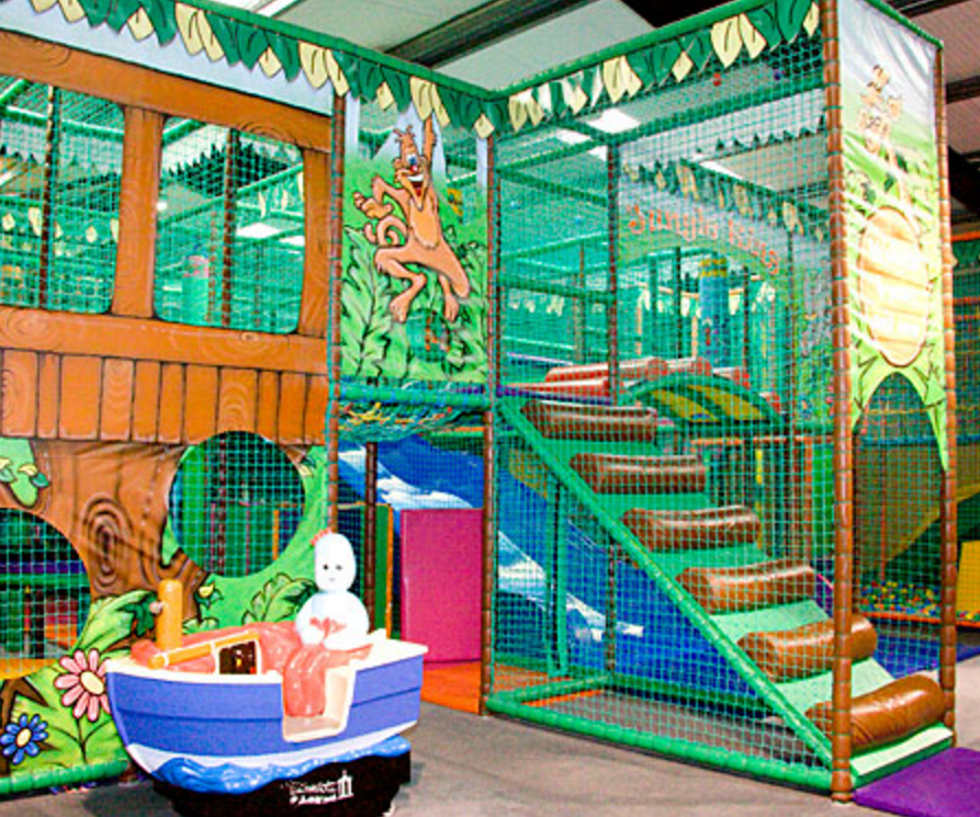 Things to do in Northern Ireland Londonderry, United Kingdom - Jungle King Play Centre - YourDaysOut