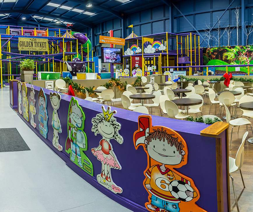 Things to do in County Kildare Naas, Ireland - Fun Factory - YourDaysOut