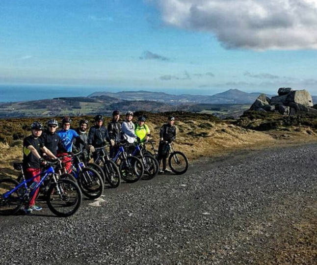 Things to do in County Wicklow, Ireland - Ballinastoe Mountain Bike Trails - YourDaysOut
