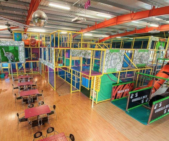 Things to do in County Laois, Ireland - Dome Family Entertainment Centre - YourDaysOut