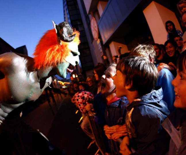 Things to do in County Galway, Ireland - Galway Aboo Halloween Festival - YourDaysOut