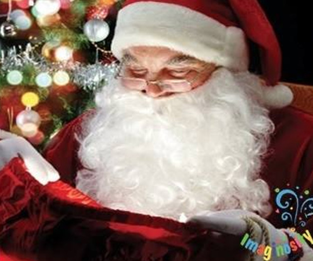 Things to do in County Dublin Dublin, Ireland - Santa comes to Imaginosity - YourDaysOut