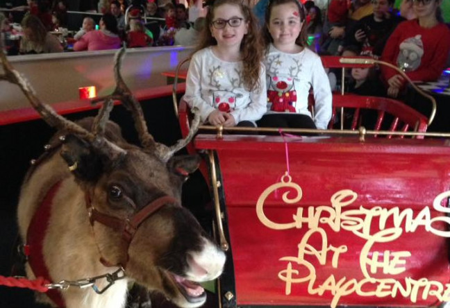 Things to do in County Cavan, Ireland - Visit Santa at The Playcentre - YourDaysOut