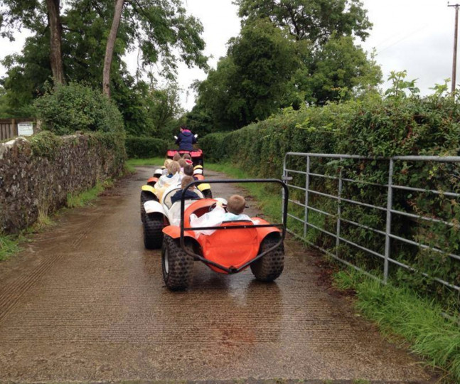 Things to do in Northern Ireland Crumlin, United Kingdom - Clementsmount Fun Farm - YourDaysOut