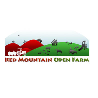 Easter at Red Mountain Open Farm logo