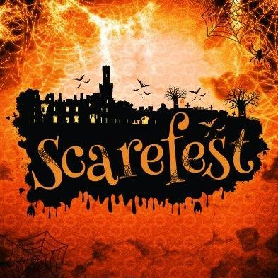 Paranormal Investigation | Scarefest Carlow logo
